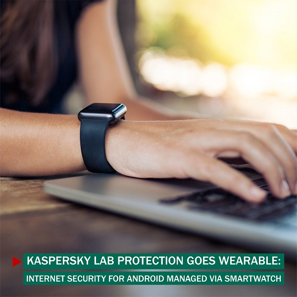 Kaspersky Lab Protection Goes Wearable