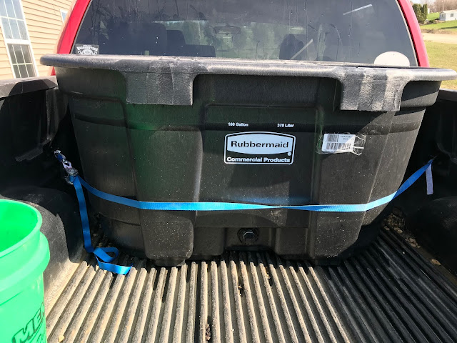 Woodward Acres Stock Water Tub