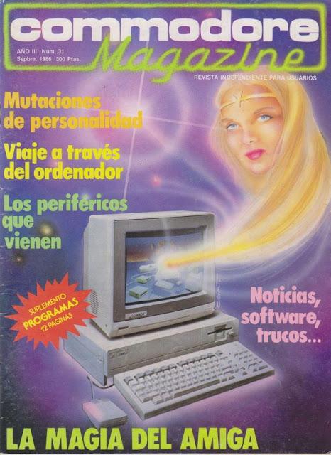 Commodore Magazine #31 (31)