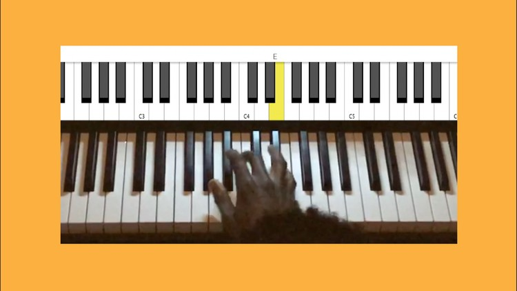 How to compose Beautiful and Catchy Melodies on the Piano