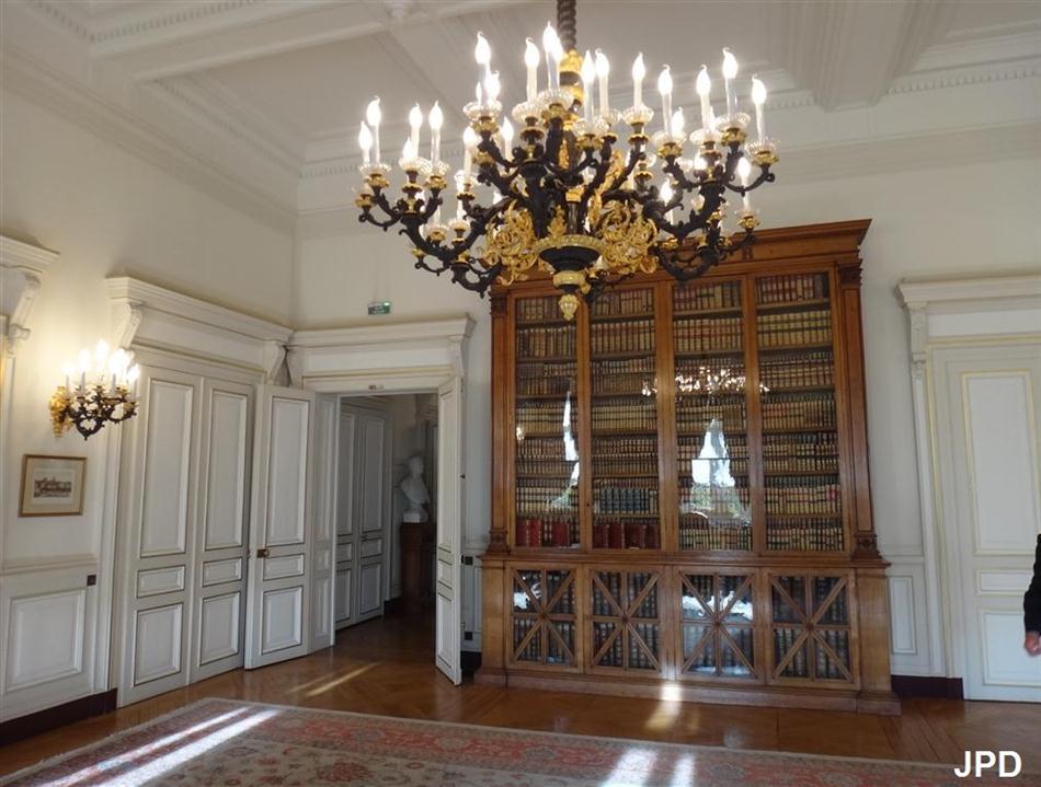 Parisbiseart  La Chambre des Notaires