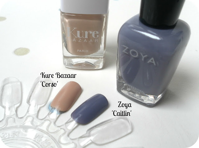 A picture of Zoya Caitlin nail polish