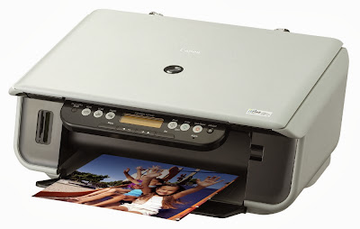 Download Canon PIXMA MP130 Inkjet Printer Driver & instructions installing