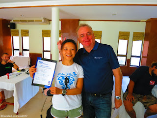 Testimonial by Melonie Jiang of the January 2017 PADI IDC on Koh Lanta, Thailand