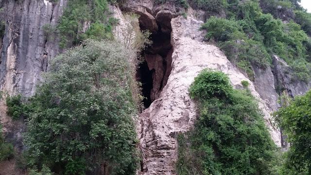Bat Cave en Battamabang - Camboya