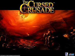 The Cursed Crusade Game Wallpaper