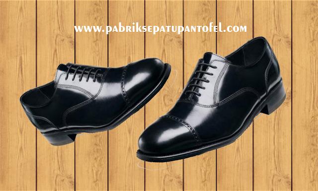 Pusat Pabrik Produsen Sepatu Pantofel Pria Murah
