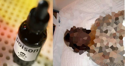 40 year old Nigerian lady reportedly poisons herself over pressure to get married