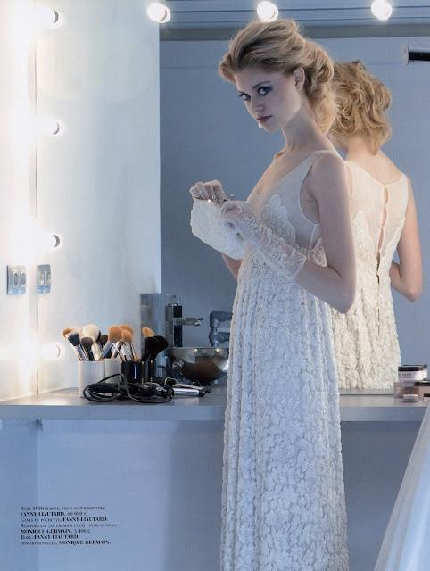 FANNY LIAUTARD collection robes de mariée créateur paris