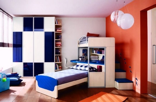 Bunk Bed For Youths Easy To Climb