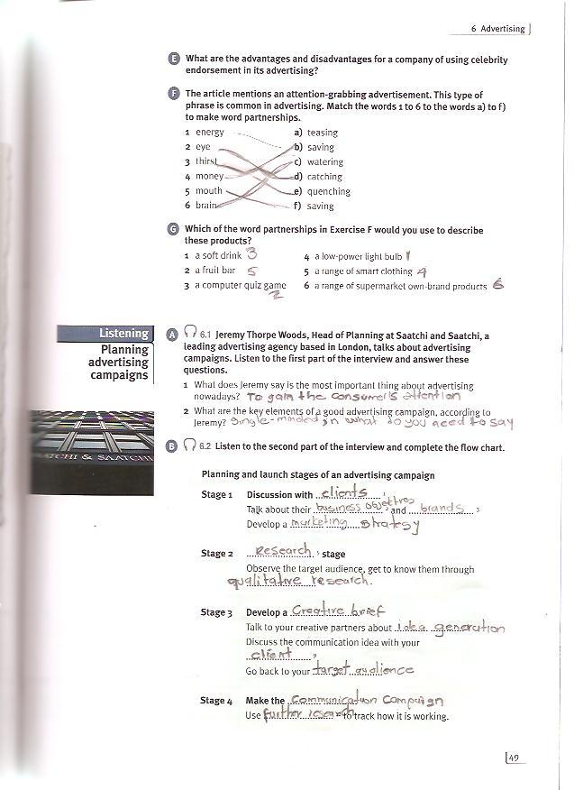 market leader intermediate test file ответы