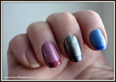 China Glaze Tranzitions Swatches