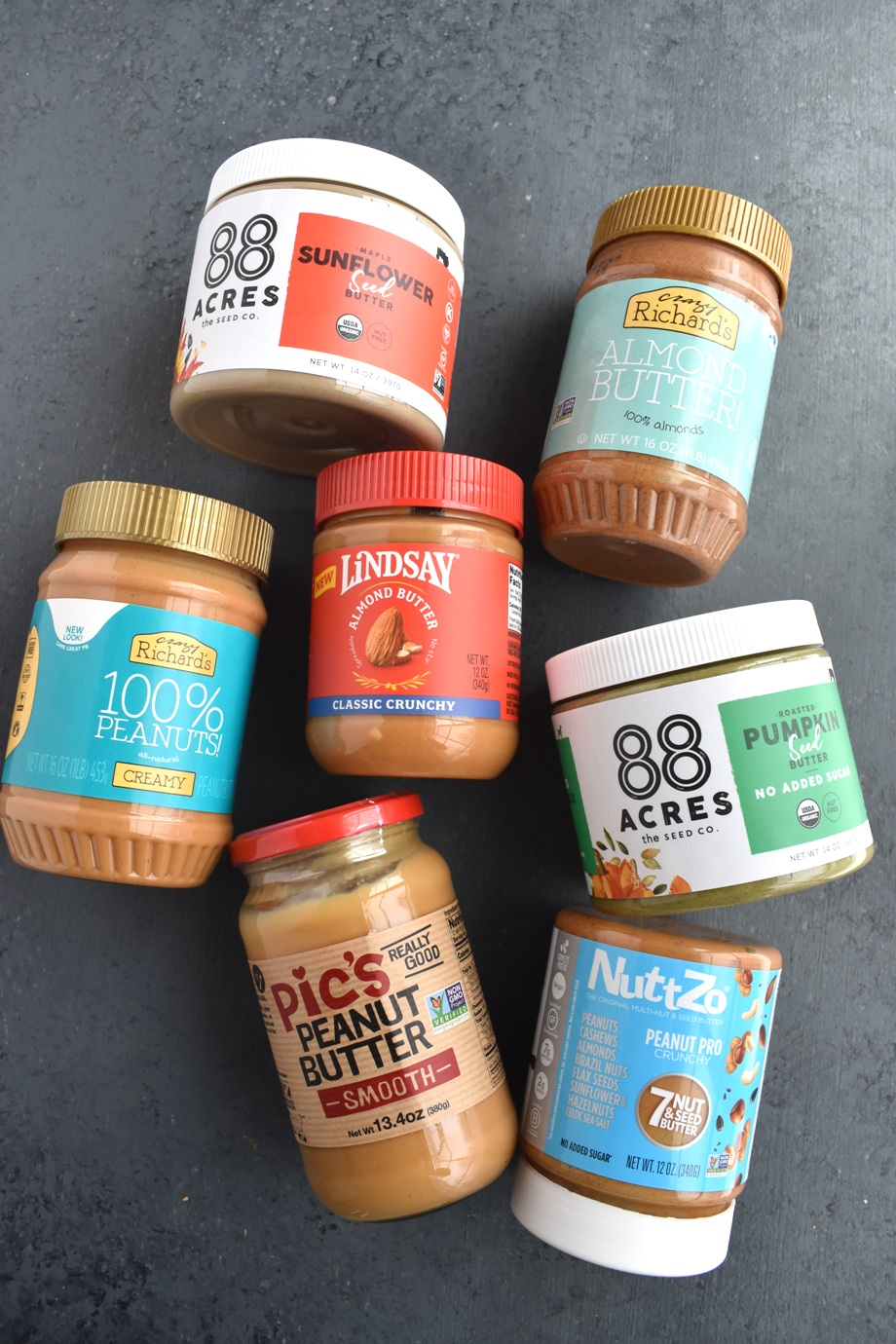 The Best Nut and Seed Butters