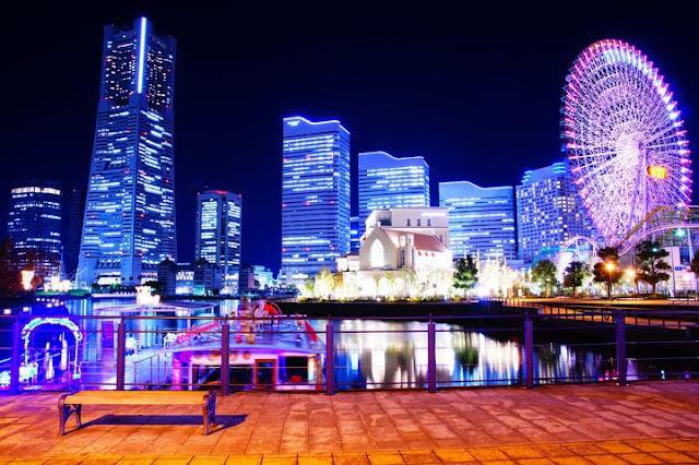 横浜エリアのおすすめイルミネーションスポット 25選!実施時期と見どころ・楽しみ方
