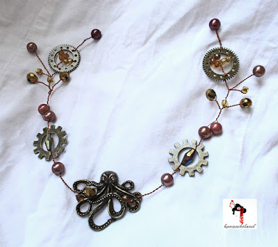 tiara steampunk kanzashiland