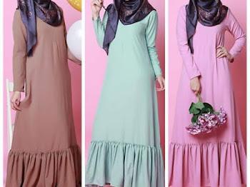 Pakaian wanita dari Butik Lanafira.com yang mesti korang cuba
