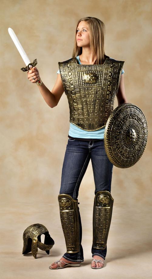 Adams Park Relief Society Adventures: Armor of God ...