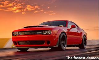 Dodge Ready to Present 'Demon' Fastest