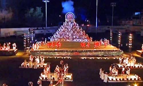 Fiesta de Corpus Christi en Papantla