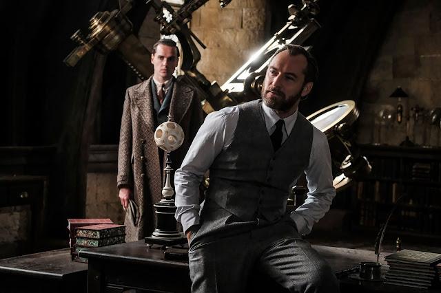Em entrevista, Jude Law fala sobre a sexualidade de Dumbledore e revela que não atuou ao lado de Johnny Depp | Ordem da Fênix Brasileira