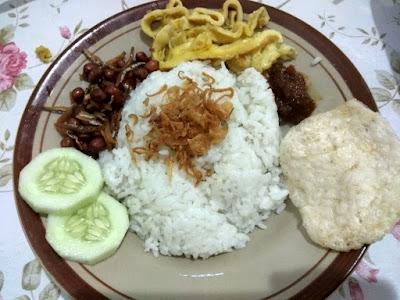 resep sambal nasi gemuk
