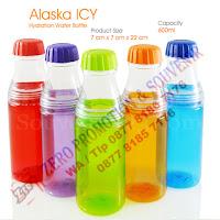 Souvenir Tumbler Murah Alaska ICY Hydration Water