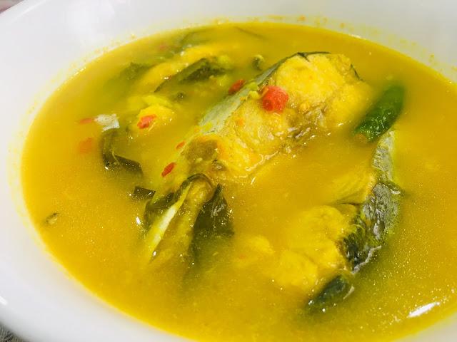 ikan patin masak tempoyak resepi paling sedap