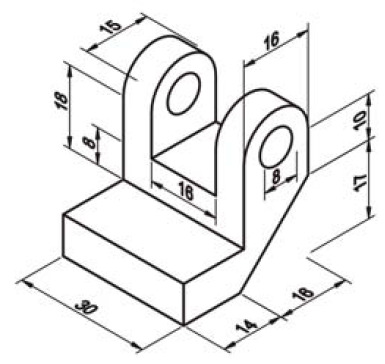 Alvaro Menezes: Exercícios AutoCAD 3D