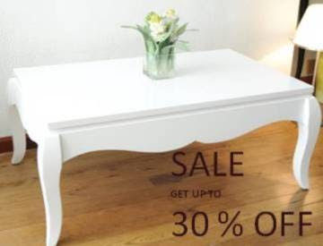 MUEBLES - SALE GET UP TO 30% OFF