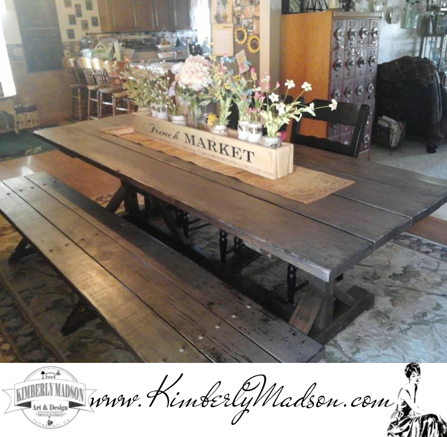Farm Table