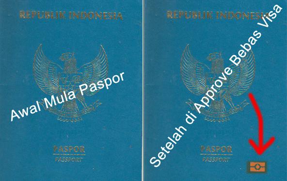 standar icao bebas visa target jepang