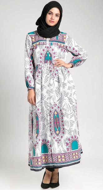 Model Baju Hamil Batik Muslim 2015