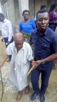 Photos: The woman claimed to be the oldest woman in Obio/Akpo, Rivers State dies at age of 134