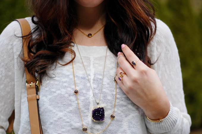 Dear You Pretty Things jewelry, OhKuol jewelry Vancouver blog Covet and ACquire