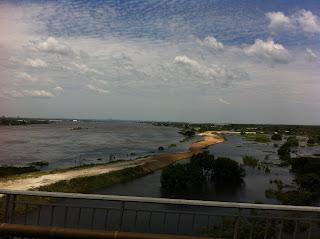 Inondations Asuncion