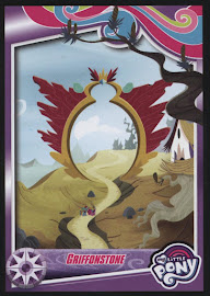 MLP Griffonstone Series 4 Trading Card