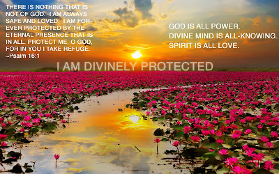 I AM DIVINELY PROTECTED