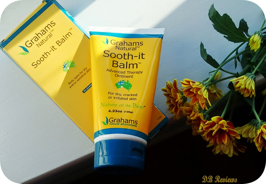 Grahams Natural Sooth-It Balm