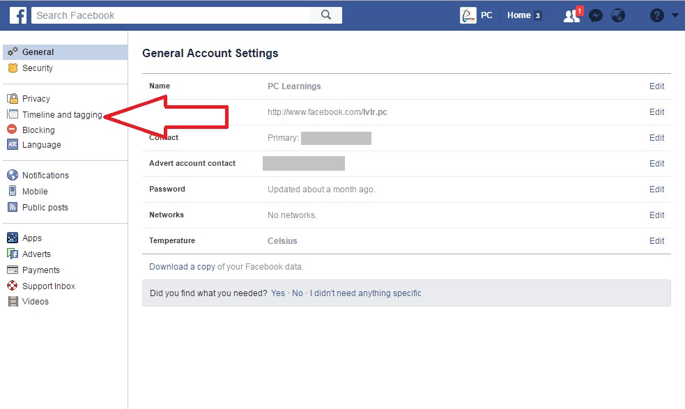 How To Prevent Others To Upload/Tag Posts on Your FacebookTimeline