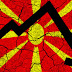 Mazedonien: Wirtschaftswachstum seit Jahren erstmals rückläufig - Inflation steigt