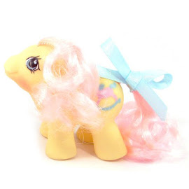 My Little Pony Milkweed Year Five Newborn Twin Ponies G1 Pony