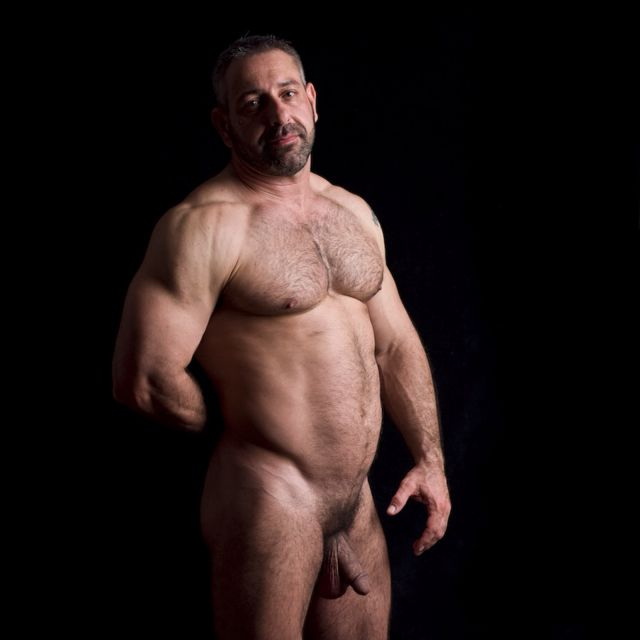 Nude bear males hot or not