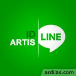 Kumpulan Daftar Nama Atau ID Line Artis Indonesia Korea
