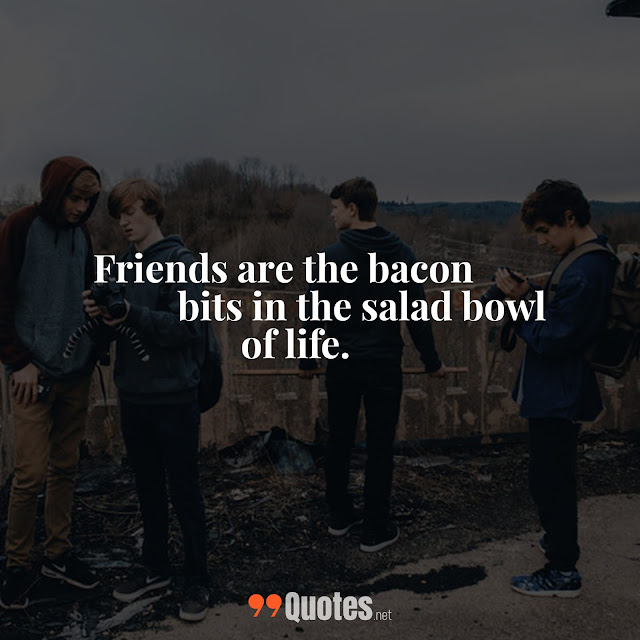 funny saying about friends