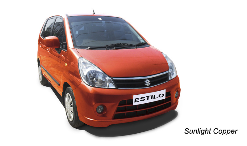 Car Specifications Price India Maruti Suzuki Estilo