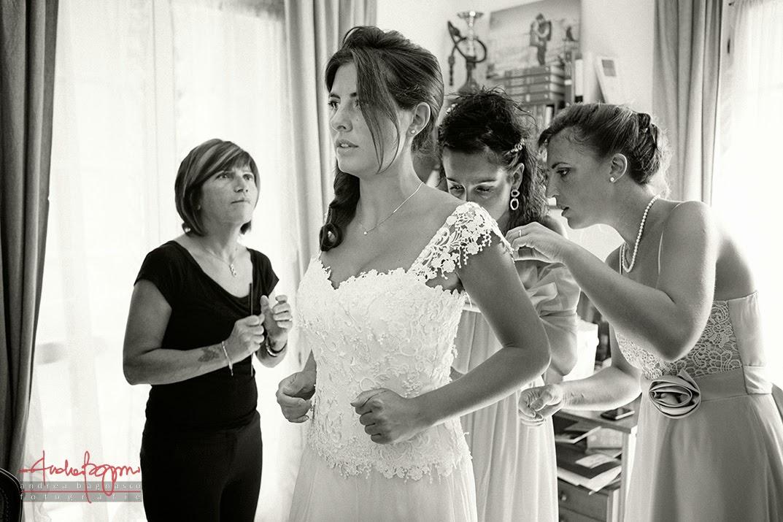 preparazione sposa matrimonio foto di Andrea Bagnasco