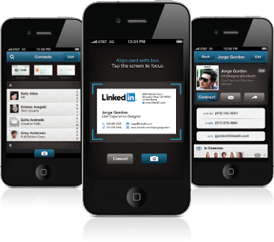 iPhone Business Networks Apps