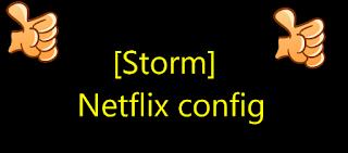 [Storm]Netflix config
