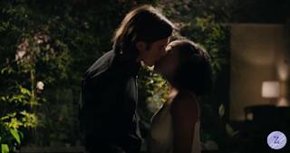 Pierwszy pocałunek Maddy i Olly'ego