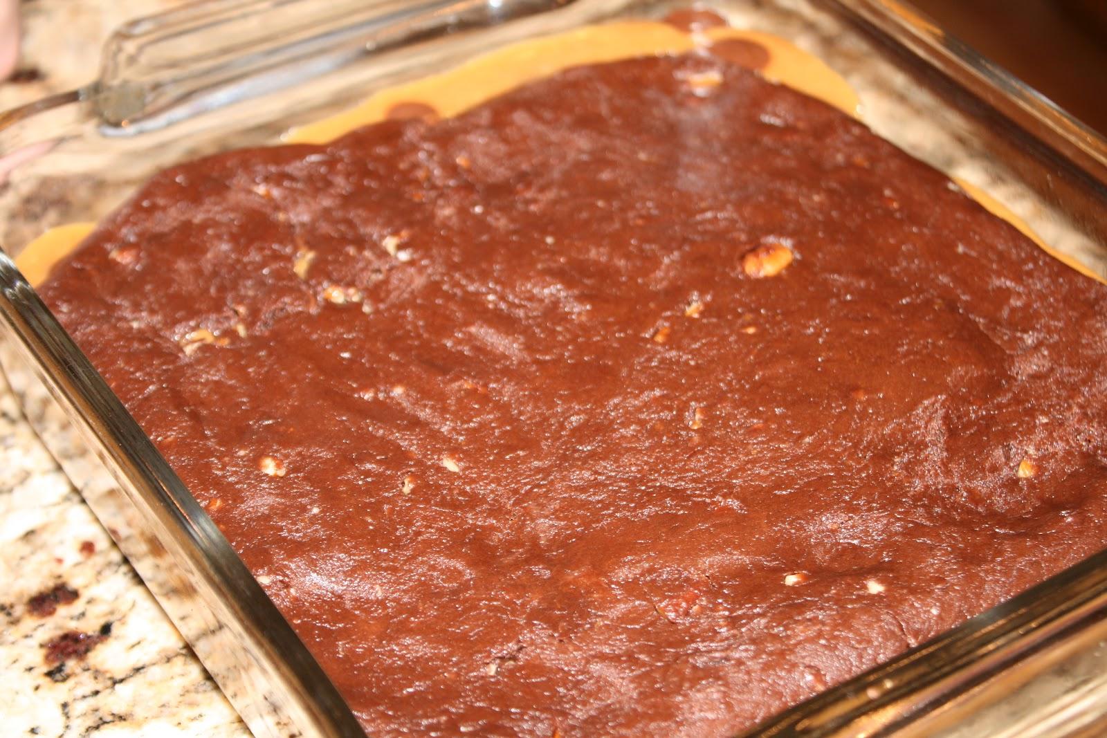 Pioneer Woman German Chocolate Cake Brownies